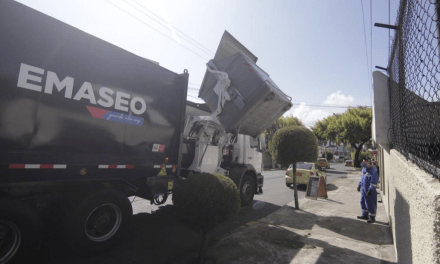 306.000 toneladas de residuos sólidos se han recolectado en 150 días de emergencia sanitaria