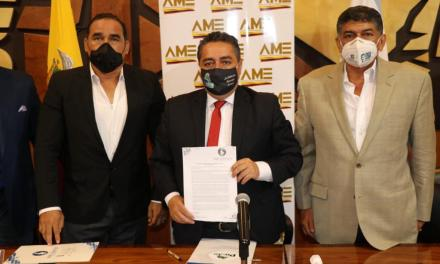 AME  pide consolidar acuerdos para solucionar la deuda con los municipios del país
