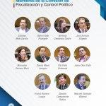 La Asamblea Nacional reestructuró la Comisión de Fiscalización y control político