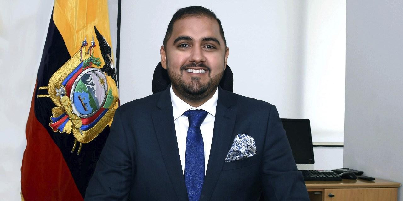 Vicente Taiano González es el nuevo Ministro de Inclusión Económica y Social