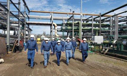 Petroamazonas EP donó 32.191 tubos no operativos para la construcción de obras comunitarias en 11 provincias