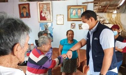 Más de 30 mil adultos mayores de Guayaquil, Durán y Samborondón reciben apoyo del Mies