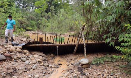 Actividades mineras de la empresa Terraerth, fueron suspendidas por incumplimiento a normativa ambiental