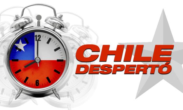 CHILE DESRTÓ