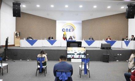 CNE calificó listas de Asambleístas nacionales