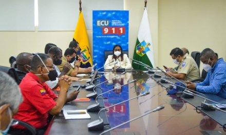 Listo Plan de Contingencia por el Feriado en Esmeraldas