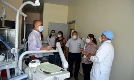Autoridades del Ministerio de Salud Pública constataron funcionamiento de establecimientos