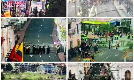 La jornada de protesta social en Ecuador fue pacífica