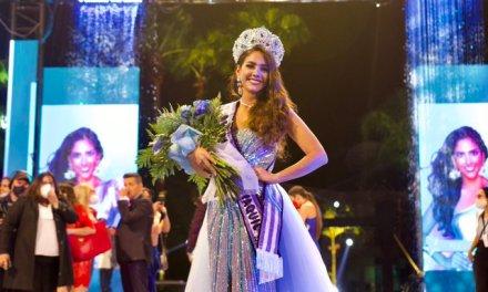 La comunicadora  Navila Dieb Bergher, es la Reina de Guayaquil