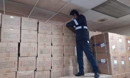 47 580  plaguicidas irregulares se detectaron en Milagro