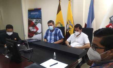 Las autoridades definen estrategias de seguridad para Machala