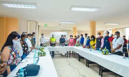 situación de San Lorenzo se evaluará en Mesa Técnica Sectorial de Seguridad