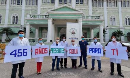 El Hospital Luis Vernaza cumple 456 años de historia, innovación y servicio a la comunidad