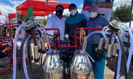 Se realiza control y vigilancia de la cadena láctea en el Ecuador