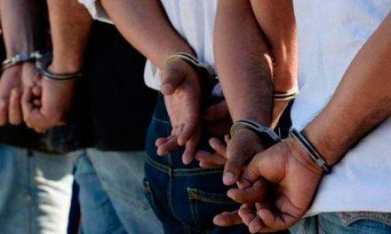 10 detenidos fueron procesados por delincuencia organizada para venta de droga y sicariato