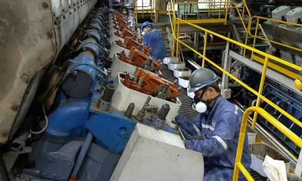 CELEC EP recuperó 192,6 Megavatios de potencia térmica