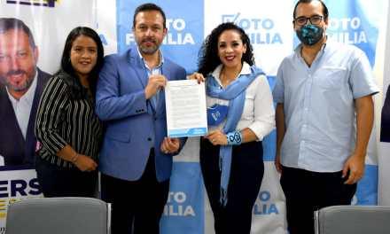 Binomio presidencial ProVida por convicción firmó el Gran Acuerdo por la Familia