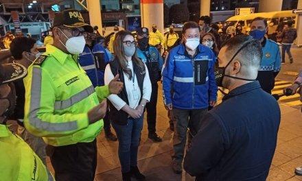 En Ecuador se aplican nuevas restricciones frente a mutación del COVID 19