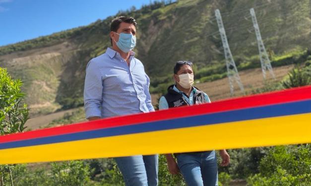 Riego parcelario tecnificado impulsará producción frutícola de Pimampiro