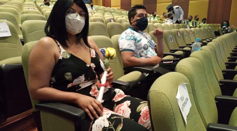 AMT entregó pelucas que dibujan sonrisas en pacientes oncológicos