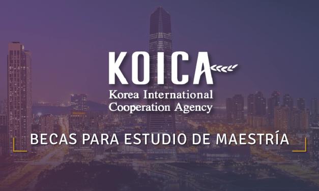 KOICA oferta becas para funcionarios públicos ecuatorianos