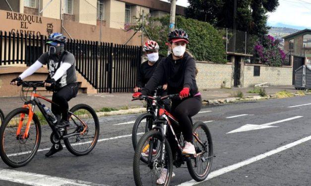 Este domingo, se suspende el ciclopaseo