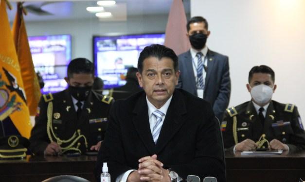 Renuncia ministro de Gobierno, Patricio Pazmiño