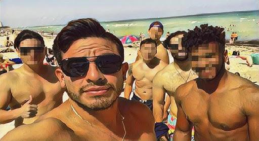 Daniel Salcedo ya está nuevamente en la cárcel 4