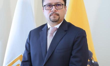 Mauro Falconí García es el nuevo ministro de Salud