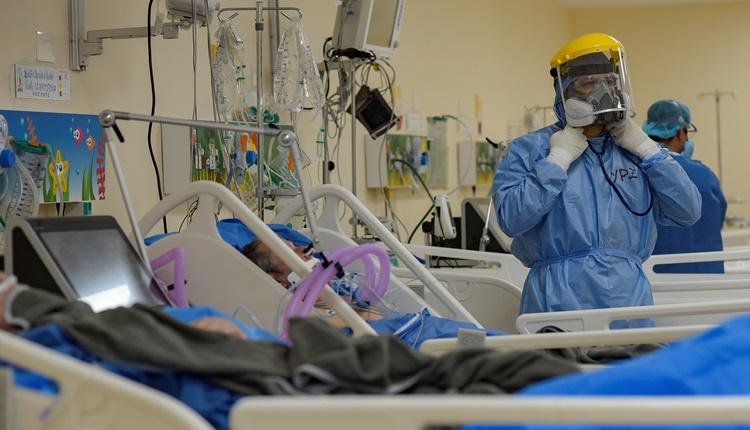 Incontrolable aumento de contagios, los hospitales no tienen más espacio