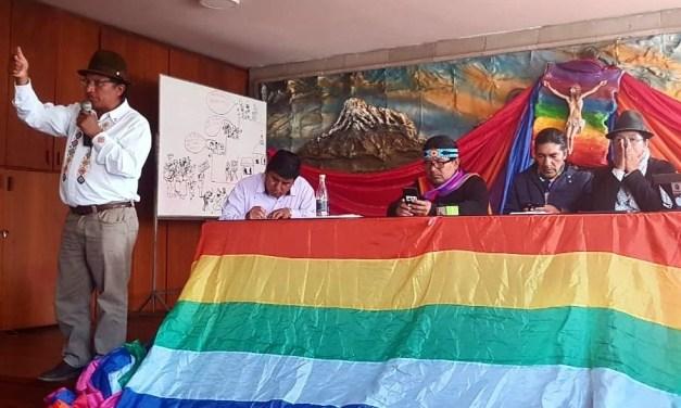 Pachakutik anuncia el voto nulo para la segunda vuelta