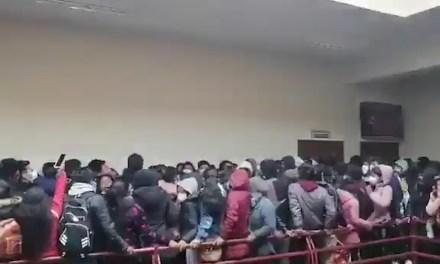 Son siete los estudiantes fallecidos en la Universidad de Bolivia