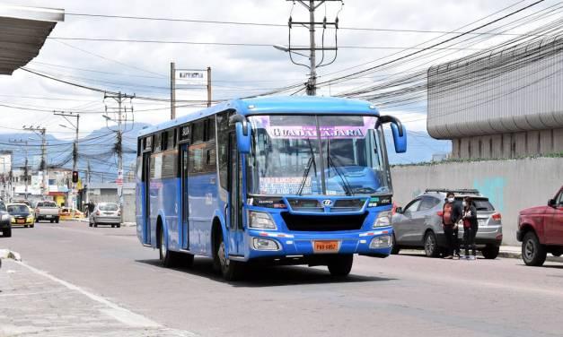 Desde el lunes 12 de abril, la operadora Guadalajara está autorizada a cobrar 0,35 ctvs de pasaje
