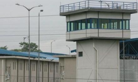 Registran amotinamiento en la Penitenciaría de Guayaquil