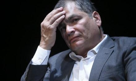 Rafael Correa reconoce triunfo de Lasso y  que sus proyecciones estaban erradas