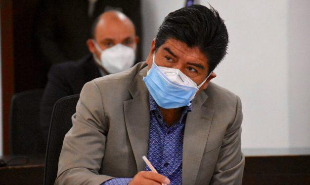 Fiscalía pide detención preventiva para Jorge Yunda