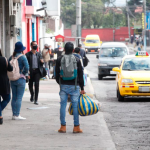 Sin buses por segundo día consecutivo en Quito.