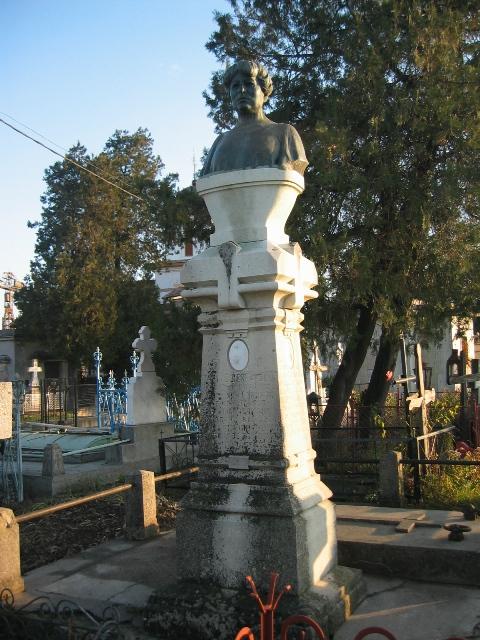 Bust Maria Georgescu