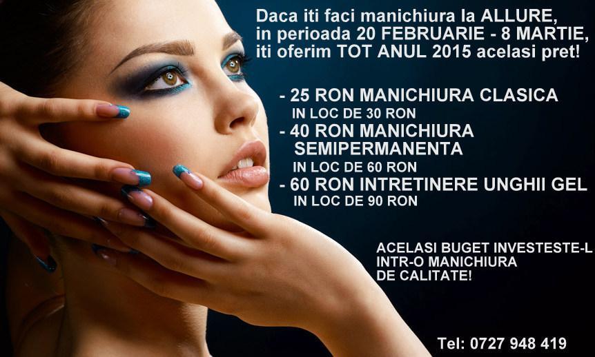 Salonul Allure Beauty Focsani Servicii De Cea Mai Buna Calitate La
