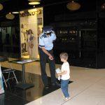 politist actiune