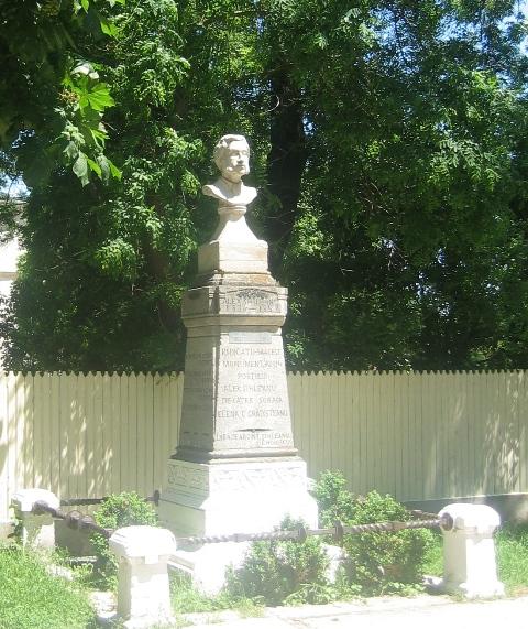 Bust Alexandru Sihleanu