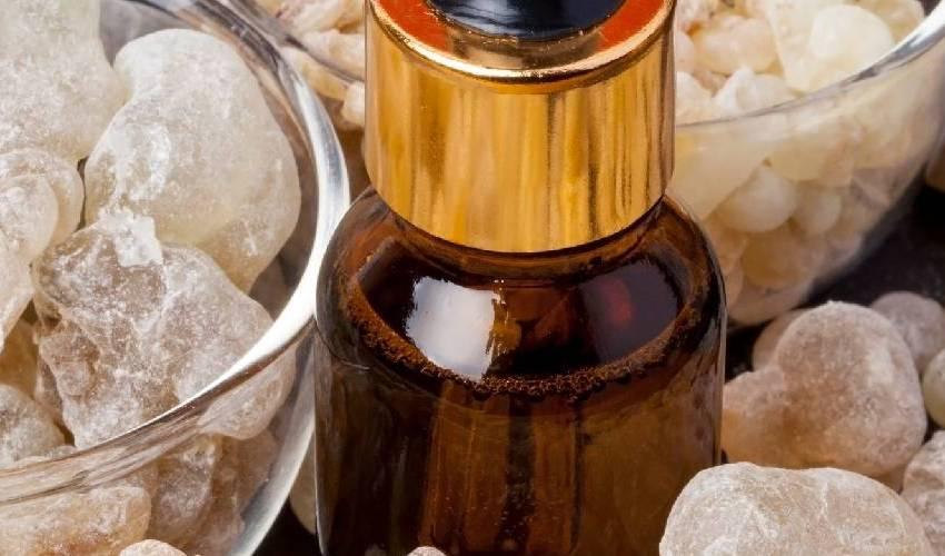 Benefícios do óleo de olíbano para a saúde