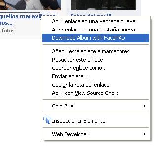 facepad 10 trucos para Facebook
