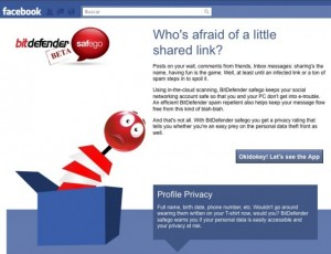 safego bitdefender 10 trucos para Facebook