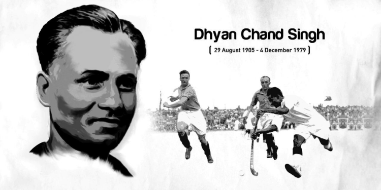 Major Dhyan Chand Singh image