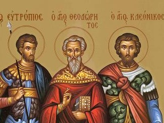 Pe 3 Martie Crestinii Ortodocsi Ii Sarbatoresc Pe Sfintii Mu
