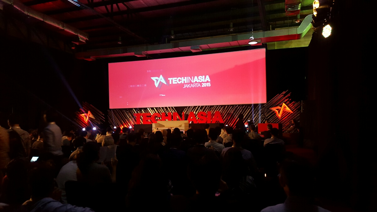Main Stage TIA Jakarta 2015
