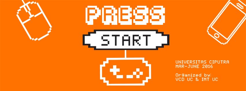 Press Start Logo