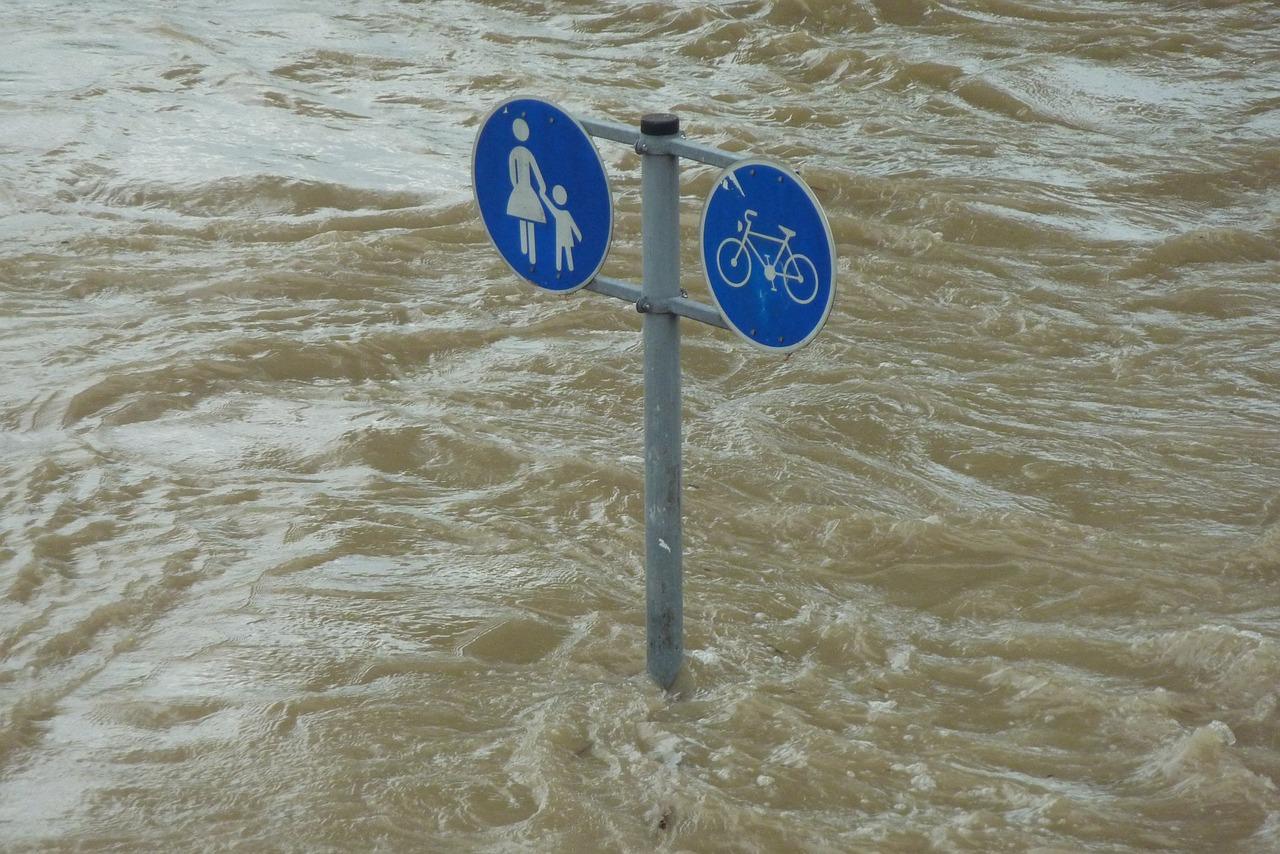 Solusi dengan Sensor Banjir