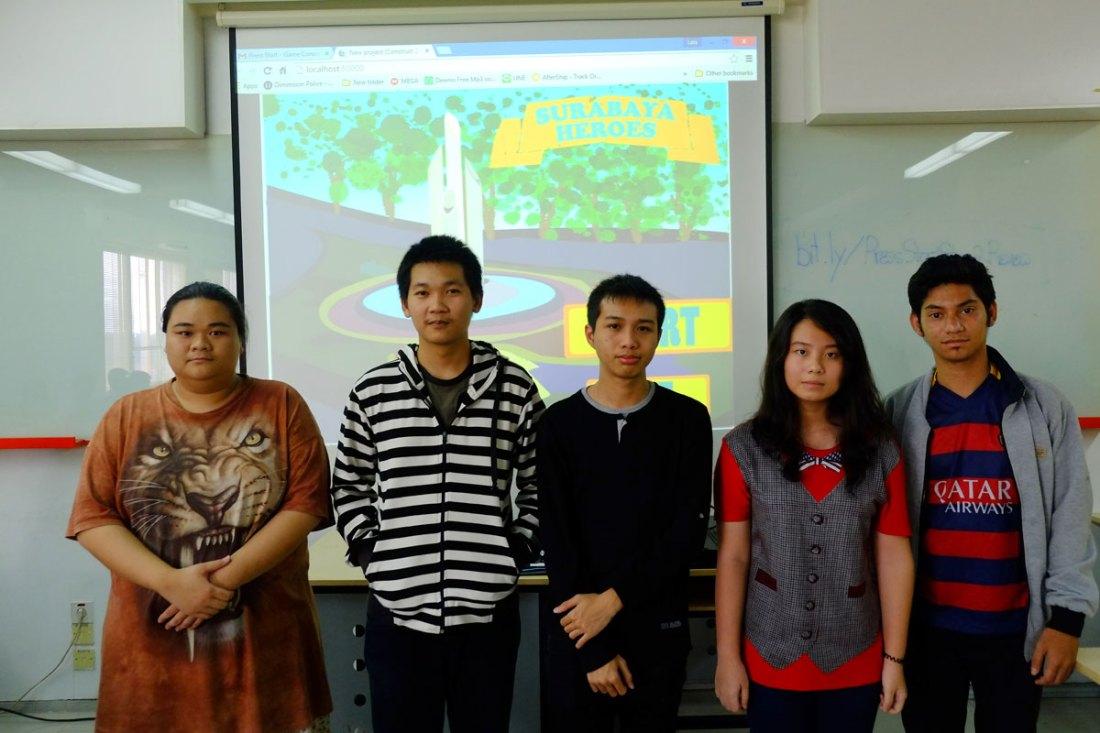 "Team ""Bestia"" - Game ""Surabaya Heroes"""